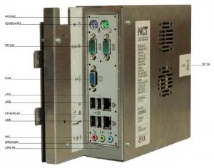EHU01 - EtherCAT jedinica