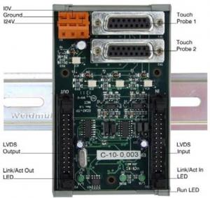 ETPC - 2-kanalni ulaz za ticala