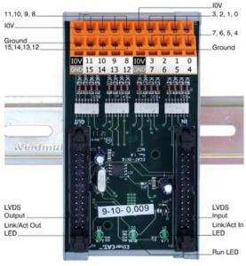 I16 - 16x1 modul digitalnih ulaza
