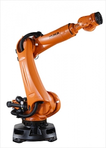 KUKA KR 180 R2900 PRIME (KR QUANTEC PRIME) robot