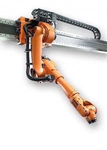 KUKA KR 60 JET 60/1.67 robot