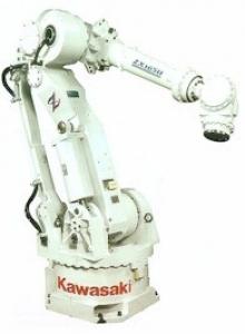 Kawasaki ZX165 robot