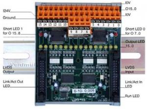 O16 - modul tranzistorskih izlaza