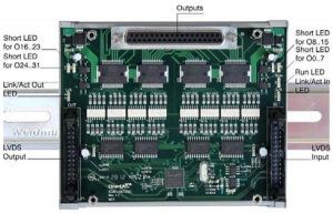 O32C - modul digitalnih linijskih tranzistorskih izlaza
